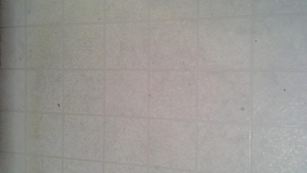 No White Linoleum! ugly floor contest entry photo