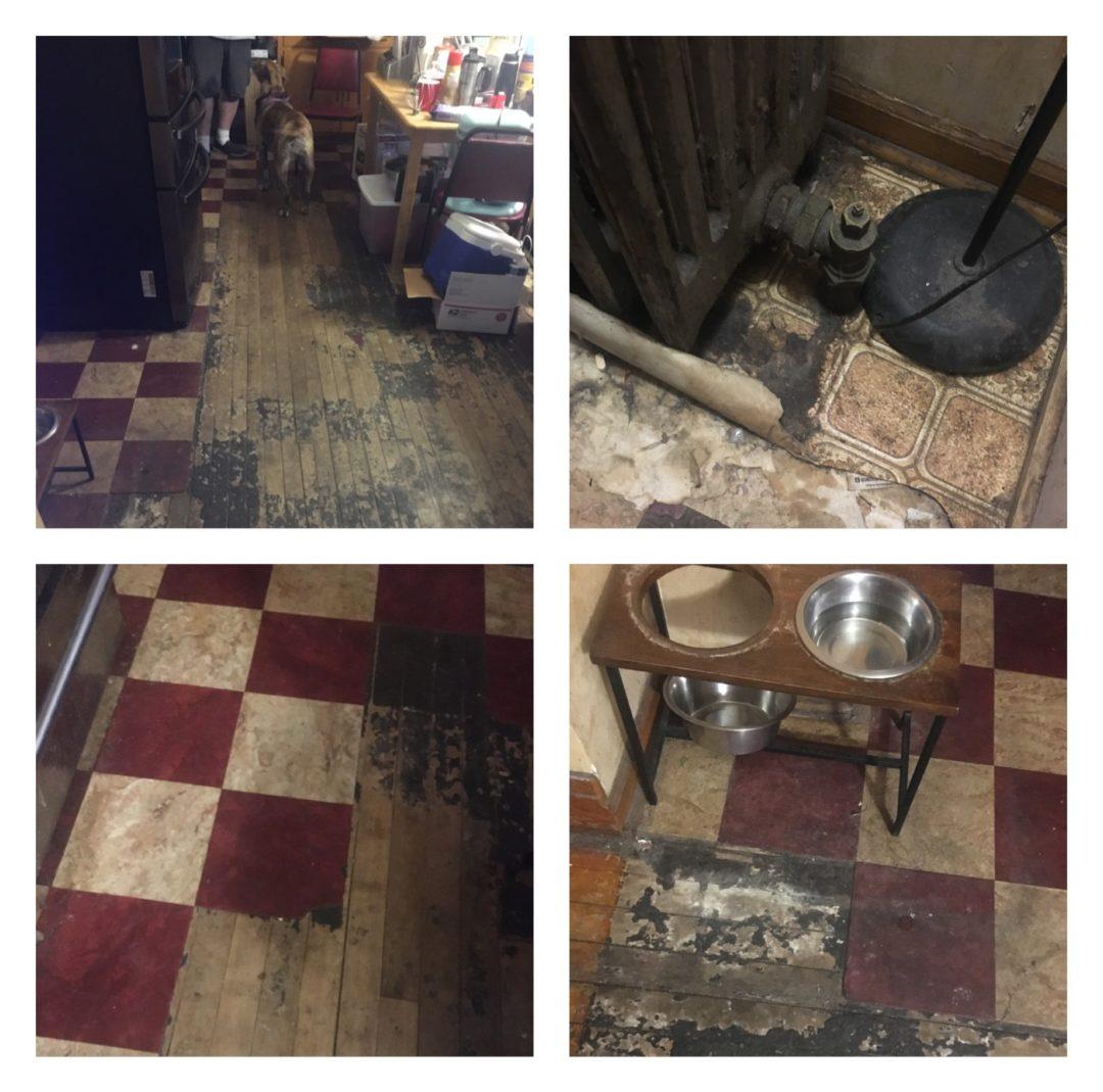Floor-Mageddon ugly floor contest entry photo