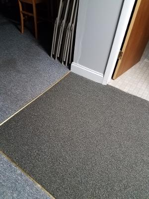 Two Shades of Gray ugly floor contest entry photo